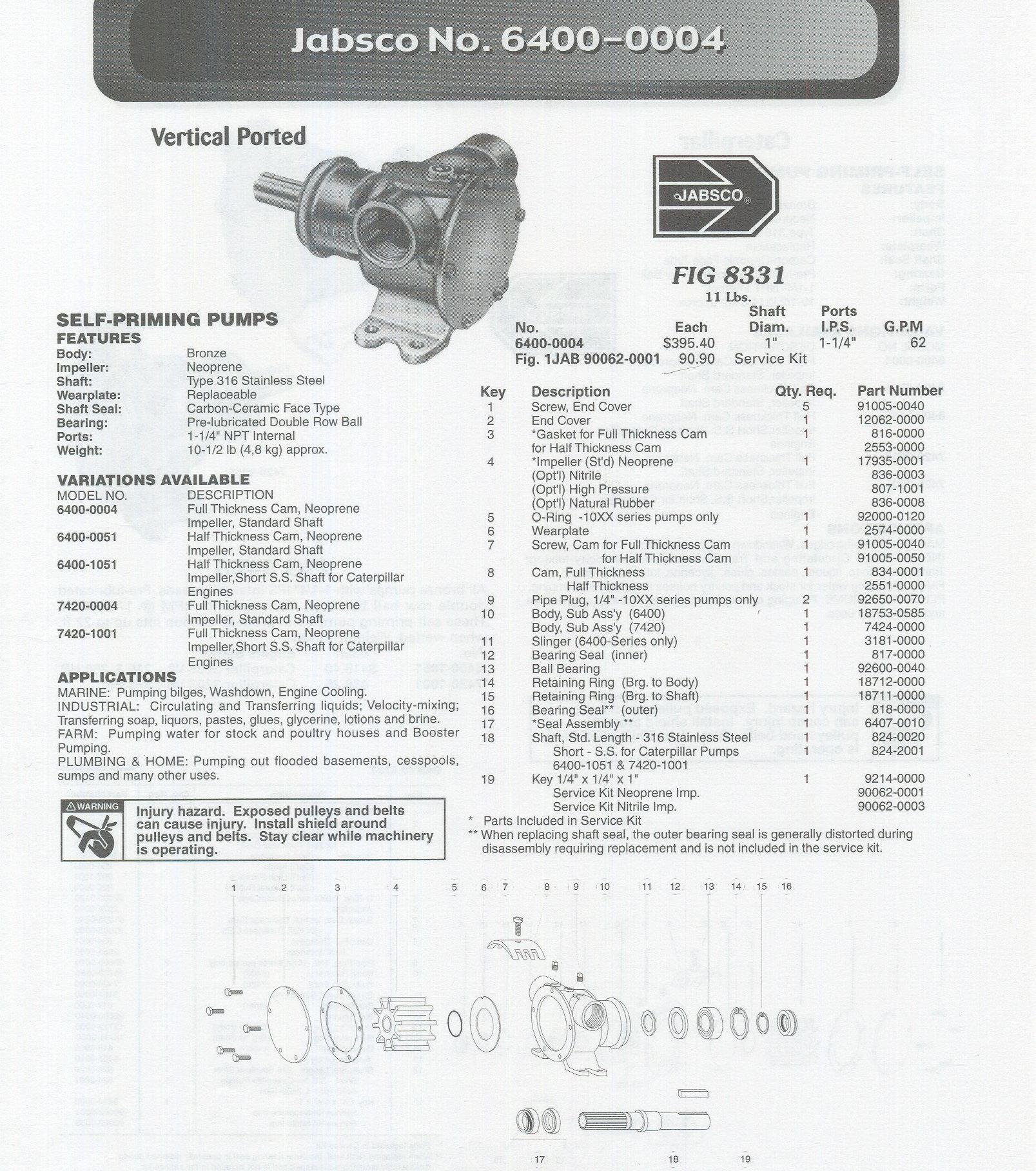 Volvo Penta Schematic Part Diagrams