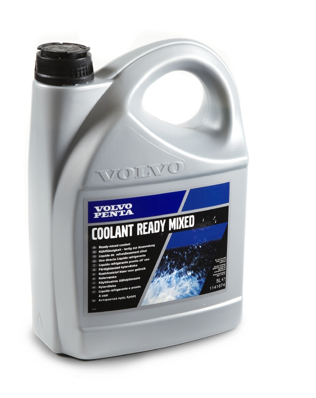 Volvo Penta Coolant Ready Mixed | 2018 Volvo Reviews