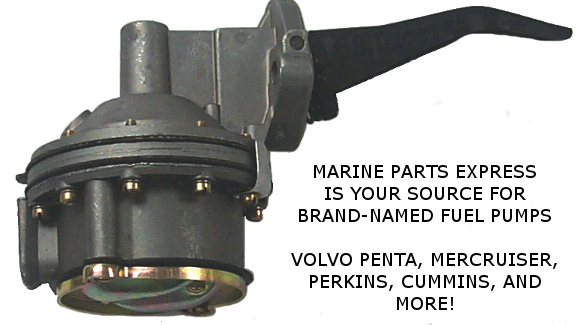 Volvo Penta, Mercruiser and more - Marine Parts Express - engines, outdrives, propellers